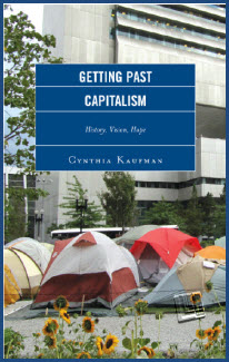 book cover, Getting Past Capitalism